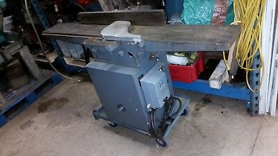 Rockwell Delta 37-315 8 Woodworking Jointer 3 Phase