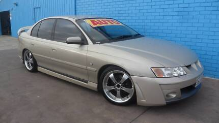 2003 Holden Commodore Sedan- MASSIVE CLEARANCE SALE! Enfield Port Adelaide Area Preview