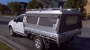 2012 Holden Colorado LX RG 4x4 Ute, One Of A Kind, 156L Fuel Tank Cooloola Cove Gympie Area Preview