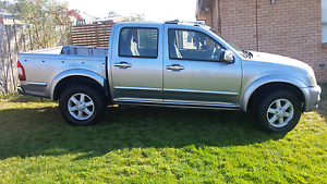holden rodeo automatic New Norfolk Derwent Valley Preview