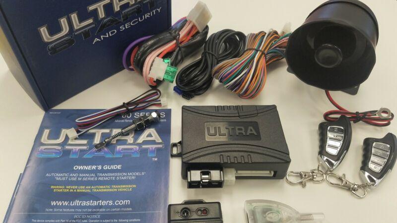 Ultra Start U2280-XR PRO Remote Auto Car Start Starter & Alarm Security System