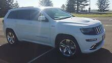 2014 my15 Jeep Grand Cherokee srt8 Wagon Shellharbour Shellharbour Area Preview