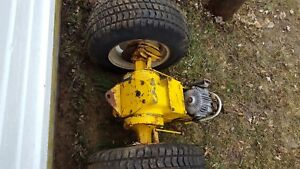 Cub Cadet 107 127 147 Tractor Transmission & Transaxle Assembly Rear Hydrostatic