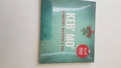 KEB' MO' Moonlight, Mistletoe & You (cd)