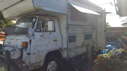 Motorhome need gone price neg WIFE SAYS SELL