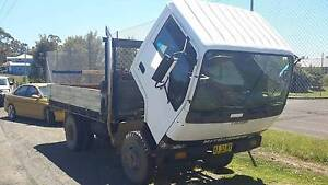 1987 2 ton duel rear mitsubishi cantor Great Lakes Area Preview