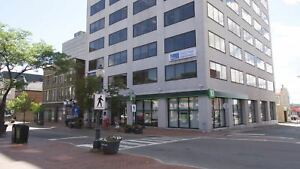 Office space for lease downtown Moncton