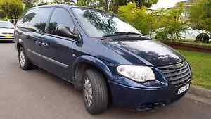 2006 Chrysler Voyager auto very low kms Miranda Sutherland Area Preview