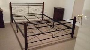Queen sized bed frame Mount Barker Plantagenet Area Preview
