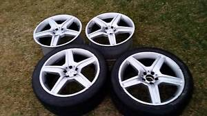 """20"""" Wheels Mercedes ML350 500 GL350 450 GL 550 R350 PRICE FOR 1 Rooty Hill Blacktown Area Preview"""