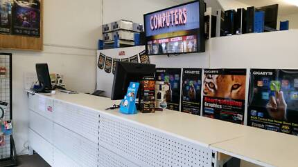 Laptop, PC and Mac repair business for sale