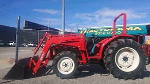 """YANMAR 36HP """" SUPER AUGUST SPECIAL UPMARKET TRACTOR/FEL Welshpool Canning Area Preview"""