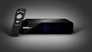 foxtel iq3 box and remote