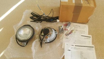 Suzuki wagon r +factory foglight kit