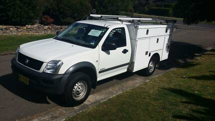 2005 Holden Rodeo Ute Cromer Manly Area Preview