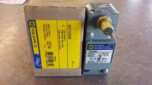 9007-C62B2 Square D / Schneider Limit Switch  NIB