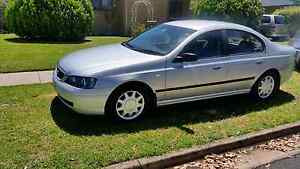 2004 Ford Ba Falcon Albury Albury Area Preview