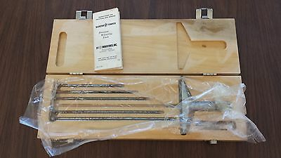 Scherr-tumico Inc. Depth Micrometer Gage