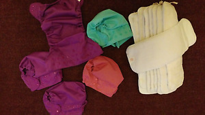 Cloth Diapers/Pads