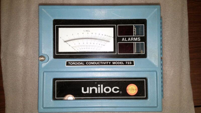 Uniloc Toroidal Conductivity tester model 723