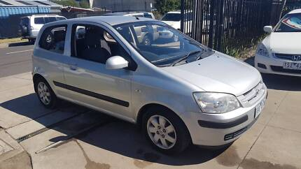 2005 Hyundai Getz Hatchback AUTO Williamstown North Hobsons Bay Area Preview