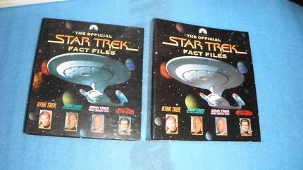 Wanted Issues To Star Trek Fact Files