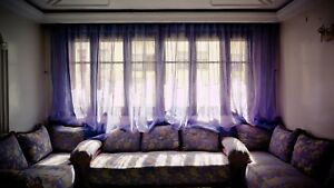 Upholstery Steam Cleaning by professional