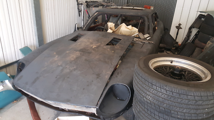 Datsun 260z project or parts car Modbury North Tea Tree Gully Area Preview