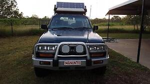 1993 Toyota LandCruiser Wagon Marrara Darwin City Preview