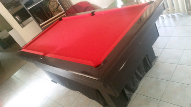 Pool Table Old School Pub Style Other Furniture Gumtree - Old school pool table