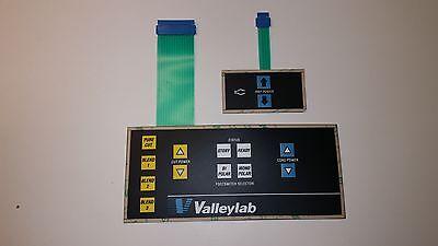 Valleylab Force 2 Esu Bi Polar Keypad Part  207 500 148