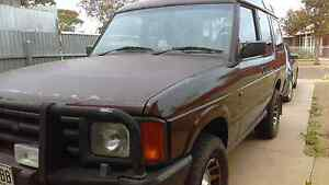 Discovery 1 SWB V8 swaps for 60 or 80 series landcruiser Whyalla Whyalla Area Preview