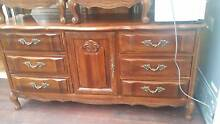 BUFFET SOLID TIMBER AND GOOD CONDITION .. Narre Warren South Casey Area Preview