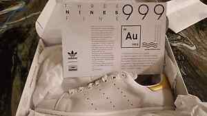 Adidas Stan Smith 999/24K golden leaf US4/5/6/7 Cremorne North Sydney Area Preview