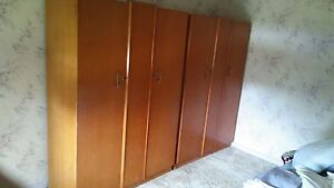 Antique style wardrobes with key locks Mosman Park Cottesloe Area Preview
