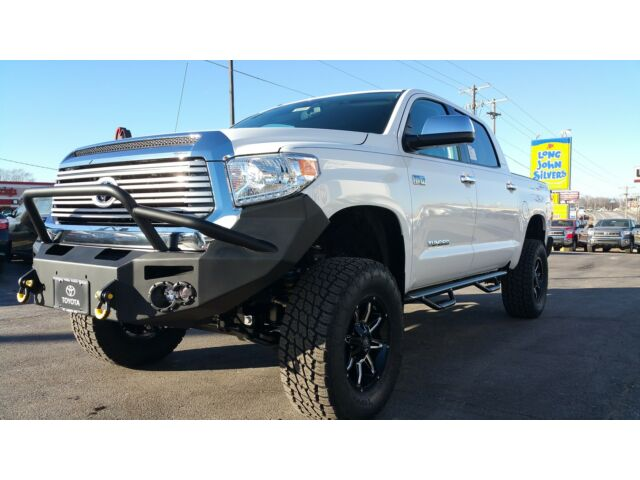 new 2015 toyota tundra limited 4x4 trd off road lifted wheels bumpers new toyota tundra for. Black Bedroom Furniture Sets. Home Design Ideas