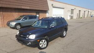 2006 Hyundai Santa Fe GLS AWD
