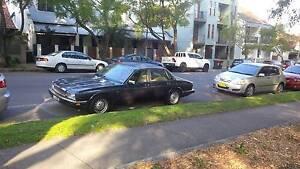 1988 Jaguar Sovereign Sedan Alexandria Inner Sydney Preview