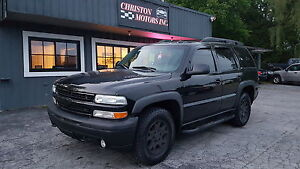 2004 Chevrolet TAHOE Z71 7 PASSENGER! CERTIFIED ETESTED  $4999+t