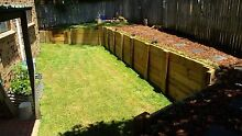 TIMBER RETAINING WALLS, TIMBER/ POOL FENCING,HOME IMPROVEMENTS Alderley Brisbane North West Preview