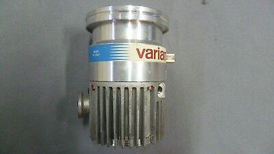 Varian V-70 Turbo Pump Model 969-9357 Tested Working