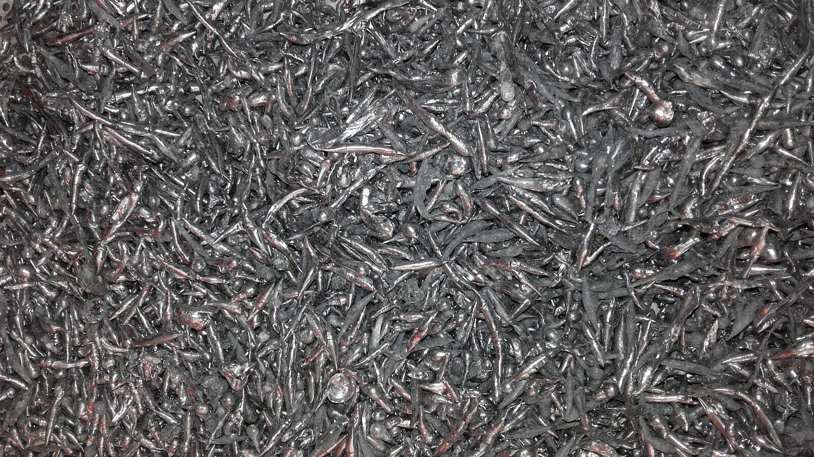 Geschossblei Hochrein in Bleibarren 5 KG  Blei Weichblei Gurtblei Laborblei