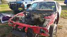 S14 NISSAN 200sx coupe rolling shell registerable cheap Kemps Creek Penrith Area Preview