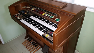 Old Church Organ Kalbar Ipswich South Preview