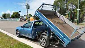 FORD FALCON TIPPER UTE Mount Louisa Townsville City Preview