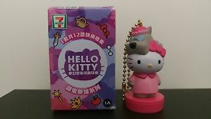 HELLO KITTY STAMPER PINK BIG BAD WOLF LITTLE RED RIDING HOOD
