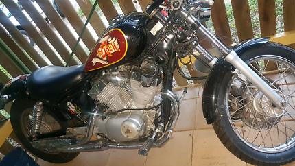 Yamaha V-Star XV250 Custom