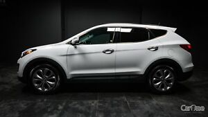 2016 Hyundai Santa Fe Sport 2.0T SE LEATHER! PANO ROOF! BACK...