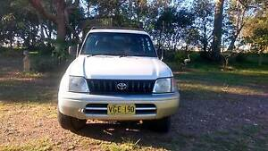1998 Toyota LandCruiser Wagon Bolwarra Maitland Area Preview