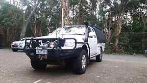 D40 Navara kingcab 4x4 Coffs Harbour Coffs Harbour City Preview